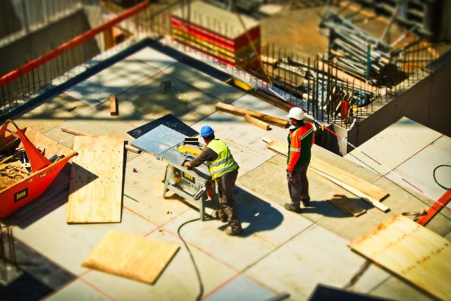 augmented reality applications in industry of building