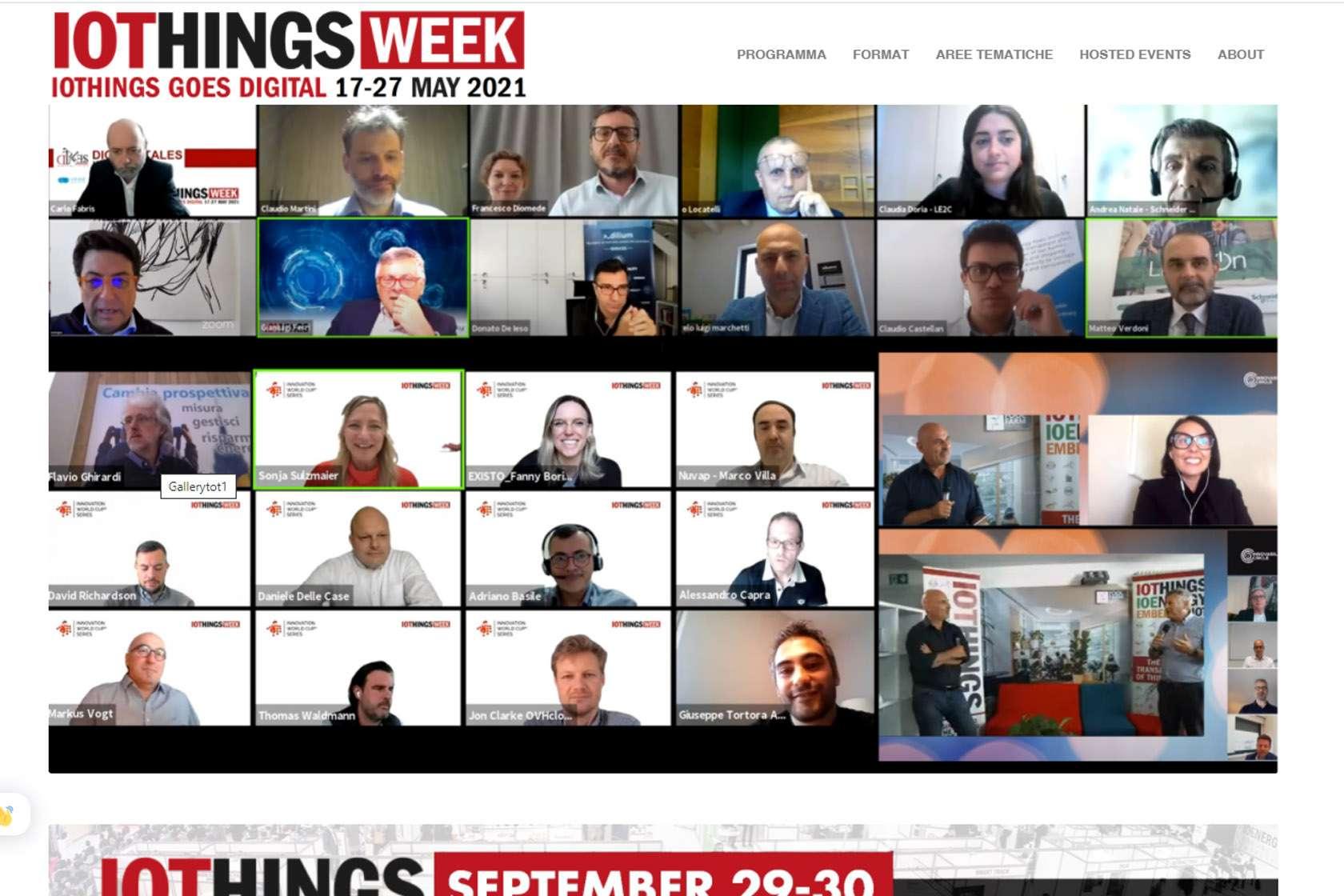 IoThings week 2021